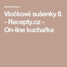 Vločkové sušenky II. - Recepty.cz - On-line kuchařka