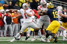 A day later Michigan football's talent disadvantage vs. Ohio State is clear Ohio State Marching Band, Ohio State Vs Michigan, Ohio State Game, Michigan Game, Michigan Wolverines Football, Buckeyes Football, Ohio State University, Ohio State Buckeyes, College Football Players