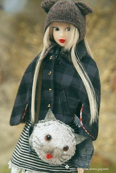 Andy kitty bag by ++ Jiajia ++, via Flickr