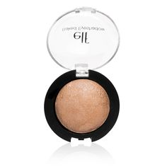 e.l.f. Studio Baked Eyeshadow | e.l.f. Cosmetics in Enchanted | Use as highlighter