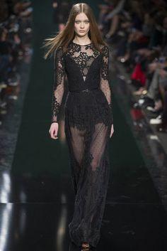 Elie Saab Autunno 2014 Inverno 2015 > Autunno inverno 2014-2015: la moda abbraccia la trasparenza >>> http://www.piuvivi.com/moda-donna/tendenze-trasparenze-trend-autunno-inverno-2014-2015.html <<<