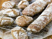 Bakerier Sausage, Bread, Food, Sausages, Essen, Breads, Baking, Buns, Yemek