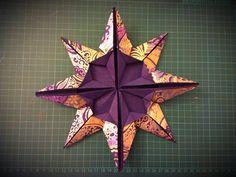 Christmas origami star                                                                                                                                                                                 More