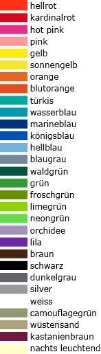 30 tolle ownband Farben für dein individuelles  ownband Armband. Wähle deine Farbe #ownband #individuelleSilikonarmbänder #Farben