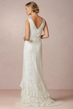 Madeline Gown-BACK