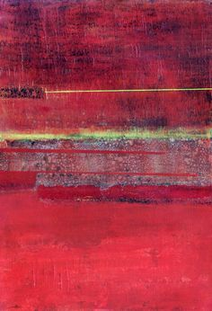 """Acrylic, Painting """"Untitled No Acrylic Artwork, Red Art, Design Art, Wall Design, Diy Painting, Contemporary Artists, Textured Background, Saatchi Online, Amazing Art"""