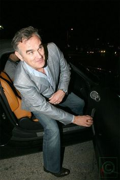 Moz...that look!