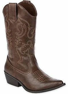 Olsenboye® Sandy Cowboy Boots on shopstyle.com