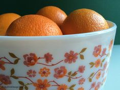 Items similar to Large retro Arcopal French serving bowl, dish / Floral Scania pattern / / milky white opal glassware / fruit, salad, dishes on Etsy White Opal, Tasty Dishes, French Vintage, Vintage Designs, Vintage Shops, Serving Bowls, Objects, My Favorite Things, Fruit