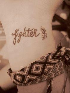 Life Is Hard #tattoo #girls #wrist www.loveitsomuch.com