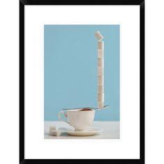 Global Gallery, Dina Belenko 'Sweet Tooth' Framed Giclee Print