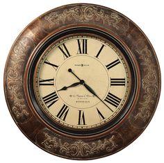 """Le Chateau 37"""" Wall Clock"""