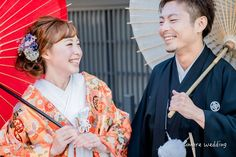いいかおしてるー♡  撮影#susumukamigaito #SERLIA  #プレ花嫁 #前撮り #色打ち掛け #wedding #photo #hairmake #和装ヘア #umorewedding #ヘアメイク#ヘアアレンジ