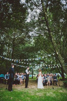 24 Rustic Outdoor Woodland Wedding By John Barwood Photography