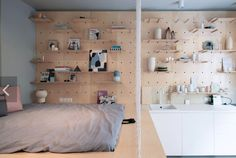 AIRBN'P Apartment / Position Collective / Budapest, Hungary