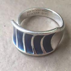 Modern Colors, Silver Enamel, Sterling Silver Rings, Cuff Bracelets, Ebay, Jewelry, Jewlery, Sterling Silver Thumb Rings, Jewerly