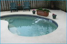 The best fiberglass swimming pools in the Daytona Beach, FL region. The best designs and colors to choose from. Contact us to learn more and get into a pool today! Fiberglass Pool Cost, Fiberglass Swimming Pools, Swimming Pool Sales, Swimming Pool Designs, Daytona Beach Florida, Pensacola Florida, Dover Ohio, Pool Contractors, Pool Shapes