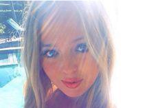 Tiffany Ariana Trump er vinsæl á Instagram | Hun.moi.is
