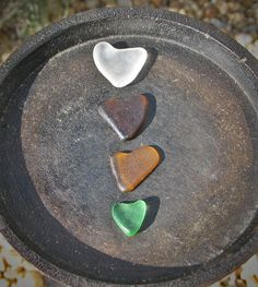 Seaglass Love