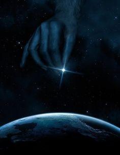 My bright star art earth star