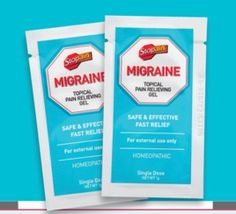 Got migraines or know someone who does? I wonder if this stuff really works. You can grab a free sample of Stopain Migraine Relieving Topical Gel to see for yourself. That would be great if this stuff really works!  Fill out the signup form to get yours now! This offer will end on May 22, 2015. http://ifreesamples.com/stop-migraine-pain-topical-gel/
