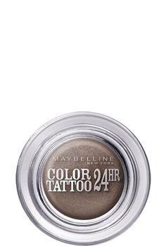 Eyestudio Color Tattoo 24H Creme-Gel-Lidschatten - Mut zur Trendfarbe: Der Eyestudio Color Tattoo 24H Creme-Gel-Lidschatten setzt die Augen mit lebendigen Farben perfekt in Szene – 24 Stunden lang.