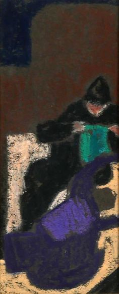 Patrick Pye RHA (b.1929) JESUS & VERONICA AND JESUS FALLS, 1968