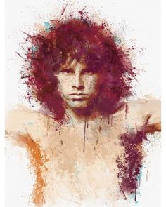 Limited edition giclee print of Jim Morrison by Daniel Mernagh. Each print is hand finished so every print is unique. Limited Edition Prints, Fine Art Paper, Giclee Print, Graffiti, Street Art, Art Gallery, Artist, Artwork, Instagram Posts