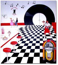 Image detail for -50's Diner
