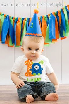 Monster Birthday Shirt  Personalized Birthday  by OurLilBowtique, $25.00