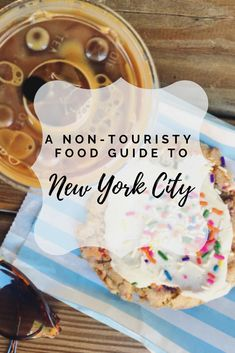 A non-touristy food guide to New York City - Travel New York - Ideas of Travel New York New York Trip, New York City Vacation, New York City Travel, New York Guide, New York Travel Guide, New York Essen, New York Food, New York Eats, Upstate New York