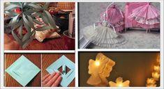 Bamboline di cartaORIGAMI tutorial 1 FONTE Fiocchi di Natale e ballerine di carta tutorial 2 - 3 Fonte FONTE 4 Angioletti realizzati con piatti di carta F