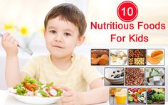 Want to give your child essential nutrition & a lifetime of health? Here is a compiled list of essential nutritious food for kids to grow well & be healthy.