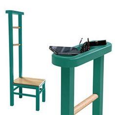 Scarica il catalogo e richiedi prezzi di servomuto / svuotatasche in legno Nestor, design Florence Watine al produttore Hartô