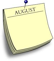 AUGUST STICKY NOTES August Month, Sticky Notes, Calendar, Eyeshadow, Image, Month Of August, Eye Shadow, Eye Shadows, Life Planner