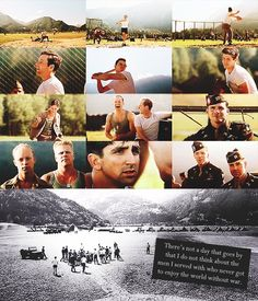 Band of Brothers  - Points