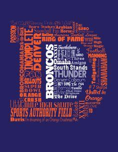 a5dbb90209d 29 best Denver Broncos Baby!! images on Pinterest