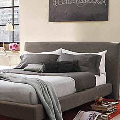 How to make the perfect bed by triple sheeting    Fitted sheet    Flat sheet    Blanket, Duvet or Comforter    Top Sheet    Hospital/Hotel Corners    Bed Scarf/Shawl    Pillows  Tada! No more bed in a bag for me