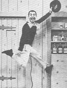 Soupy Sales hosted several children's shows that spanned three decades, bouncing from network to the locals - with broadcasts originating from Detroit, Los Angeles and New York.