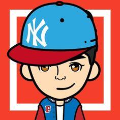 Boy version of me