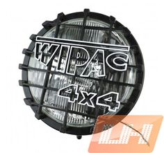 Shop from our inventory of truck top lights from the top brands in the world. They are the brightest, robust and offers ... Wipac Chrome Driving Lamps