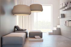 Działoszyn // Dom Jednorodzinny // 320 M2 | Kuoo Architects