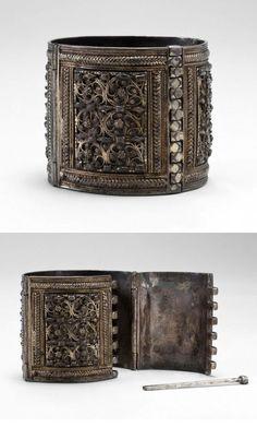 Armenia | Bracelet; silver | c. 1885