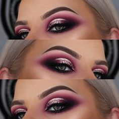 • Did this look the other day but forgot to upload it woops haha • #anastasiabeverlyhills modern renaissance palette #inglot pigment…