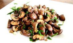 Recipes: Mushroom Madness