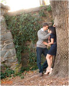Amber | Jonathan | Piedmont Park Engagement Photos | Atlanta Wedding Photographer