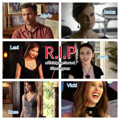 The Vampire Diaries if they go through with the plan of raising the dead they will all be back