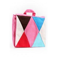 Backpack diamond pink