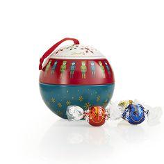 Nutcracker Snowflake Ornament LINDOR Truffles | Lindt Chocolate #GiveLindt #Contest
