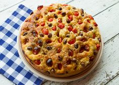 Focaccia Barese {Focaccia From Bari} – Italian Food Forever